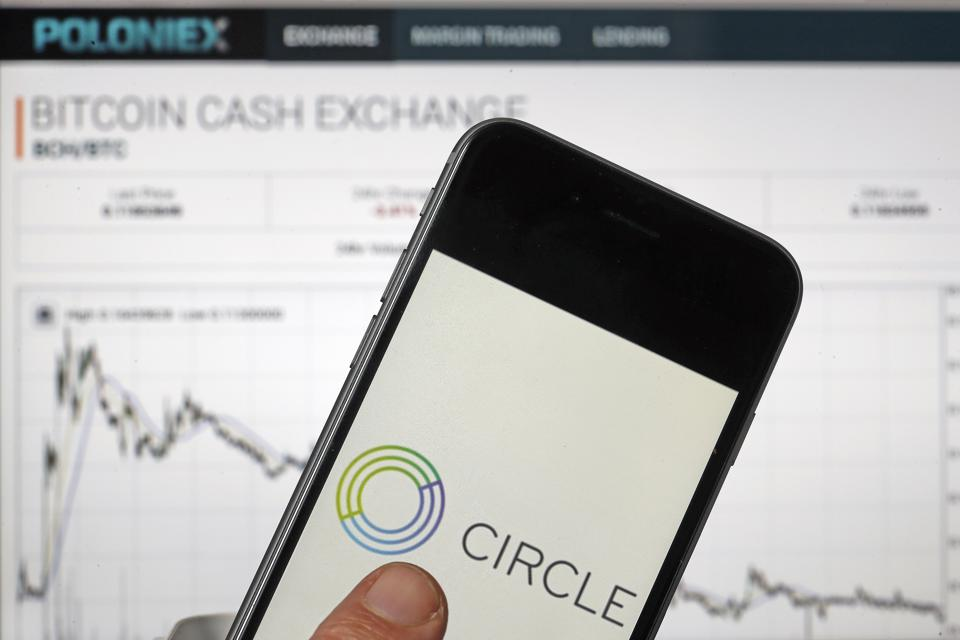 Circle Internet Financial, backed by Goldman Sachs, acquired Poloniex for a U.S. record $400 million.