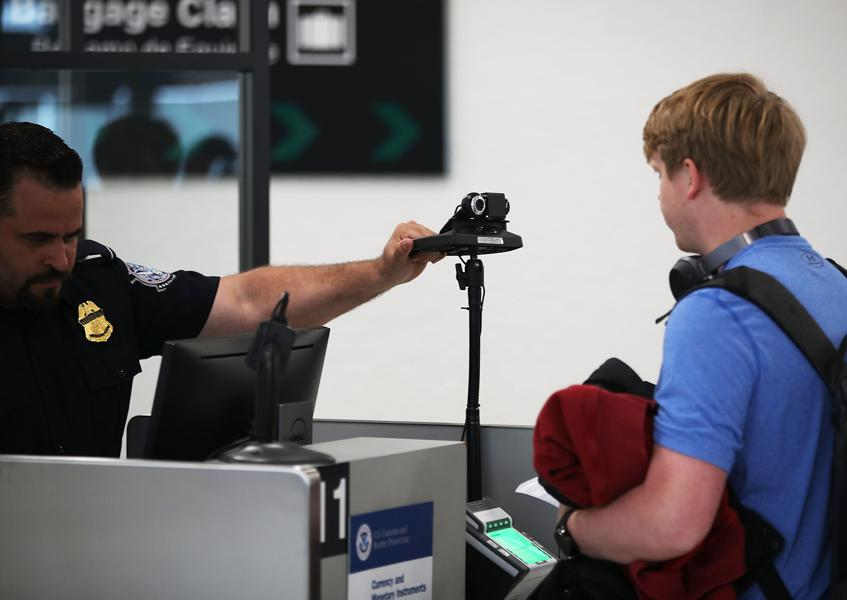 Most Americans Trust Facial Recognition Technology – But Not At The Airport