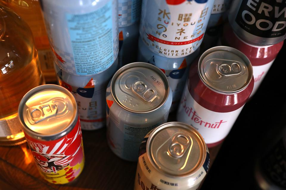 Beverage Companies That Rely On Aluminum For Cans Worried Over Trump's New Tariff Proposals