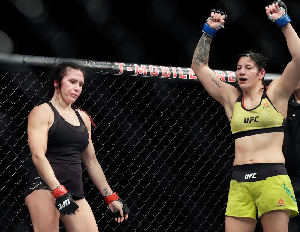 UFC 222: Zingano v Vieira