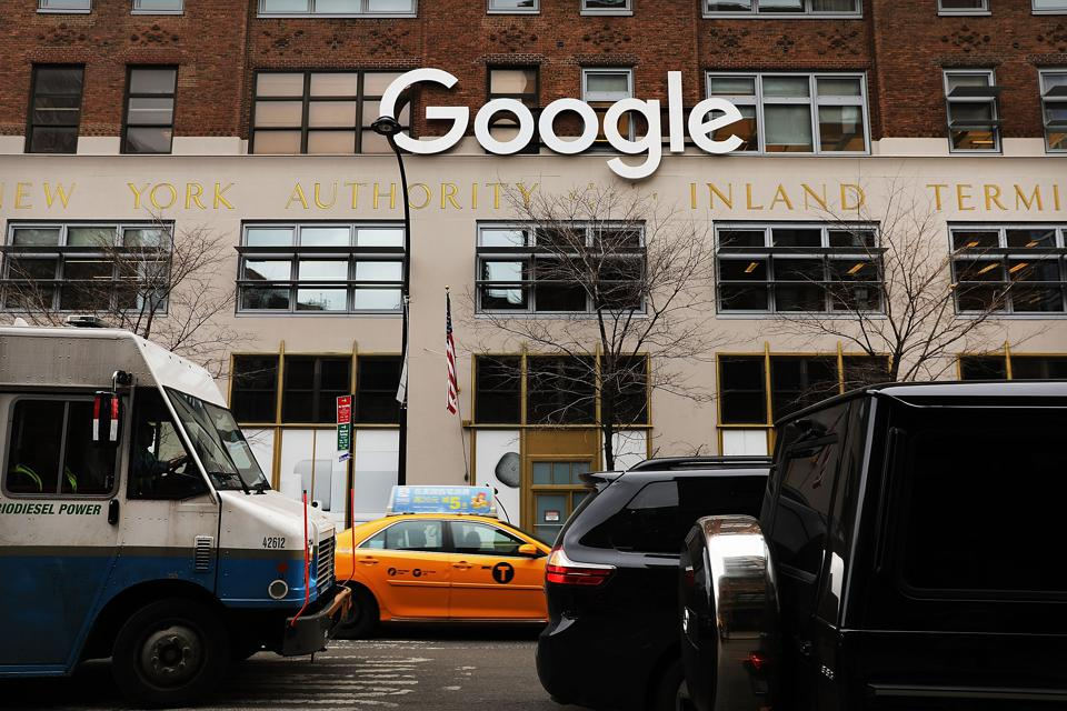 Google Plans To Expand NYC ″Campus″ With $2.4 Billion Real Estate Purchase
