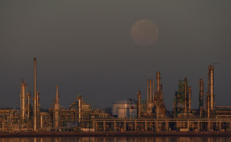 URUGUAY-ENERGY-OIL-ANCAP-FULL MOON