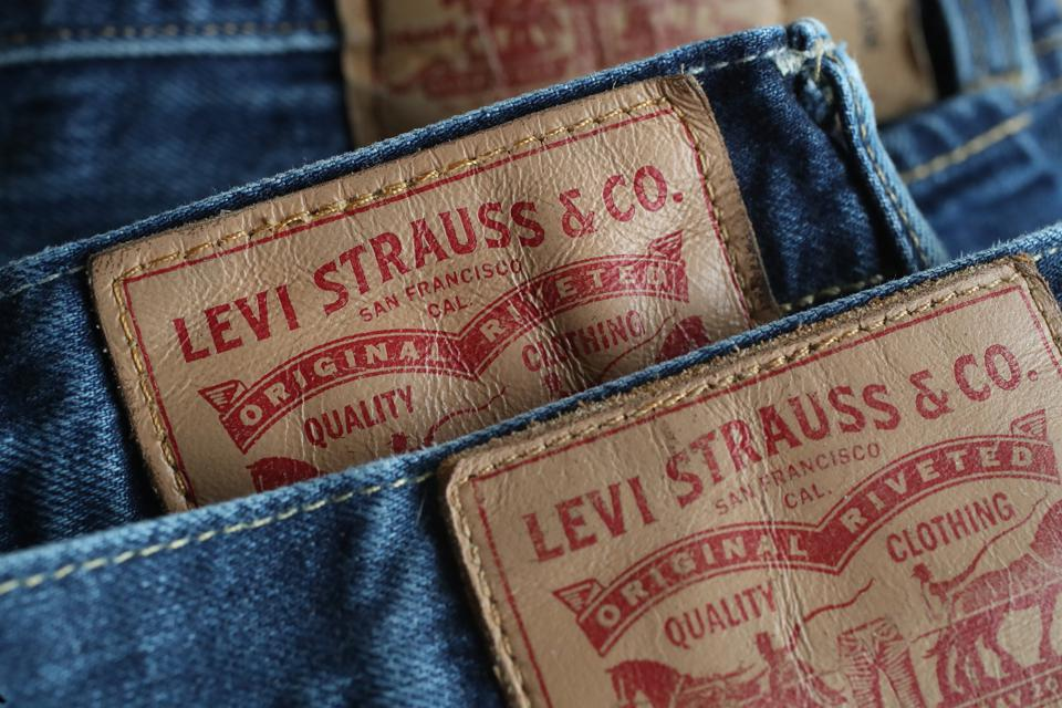 fe590d8addb Levi Strauss, With A Fast-Growing Women's Business, Makes A Triumphant  Comeback As A Public Company .