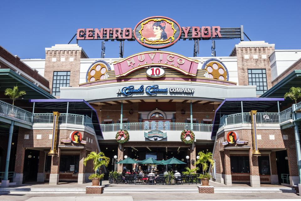 Florida, Tampa, Ybor City, Centro Ybor complex Shops