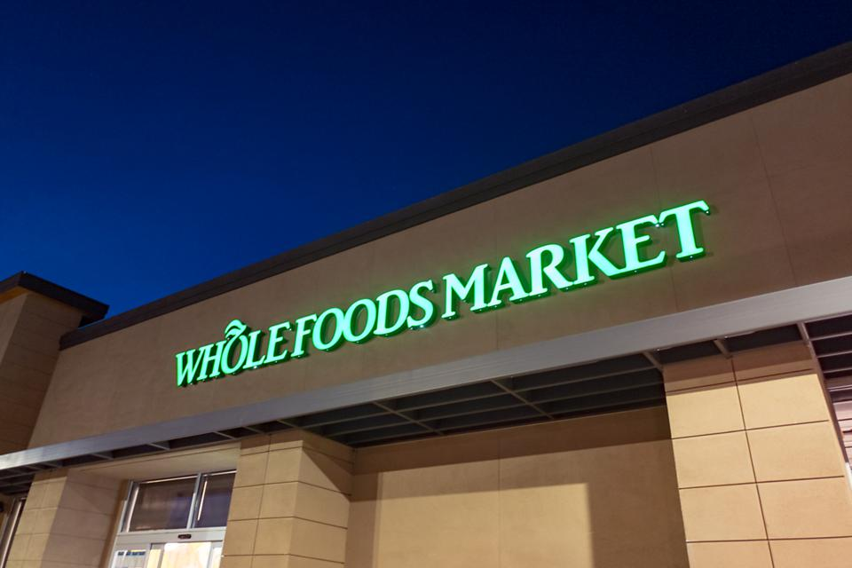 Whole Foods At Night