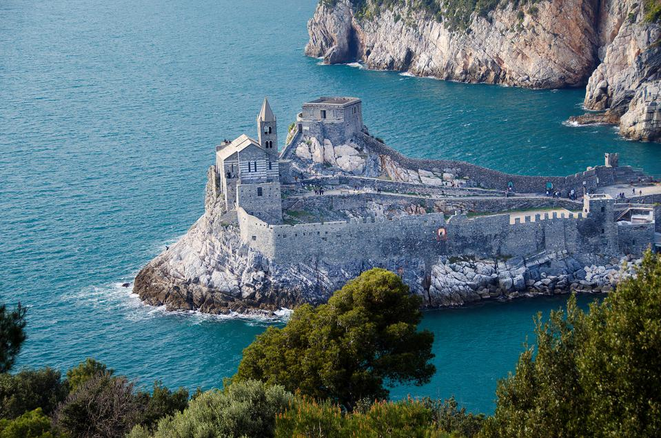 "9 Reasons To Visit The Cinque Terre's Gorgeous ""Sixth Town""—Portovenere"