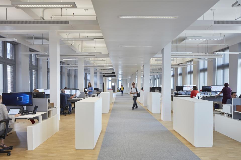 Port House, Antwerp, Belgium. Architect: Zaha Hadid Architects, 2016.