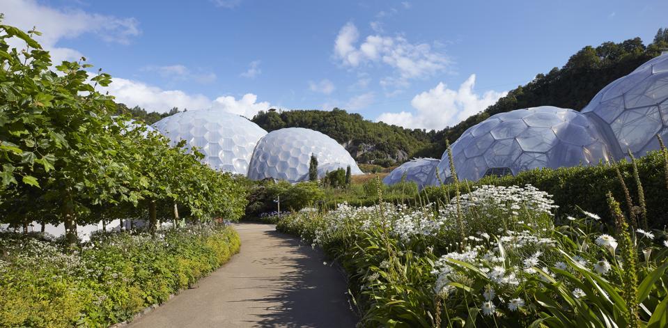 Eden Project, Bodelva, United Kingdom. Architect: Grimshaw, 2016.