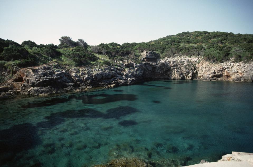 Cala Maestra, Giannutri island, Tuscany