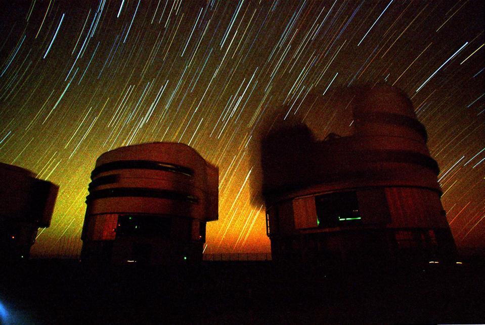CHL: VLT Observatory