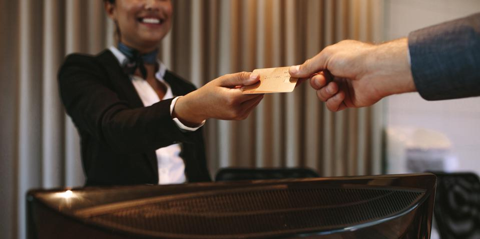 Pay with Points is a new system from IHG that lets hotel guests redeem their points directly from their hotel room.