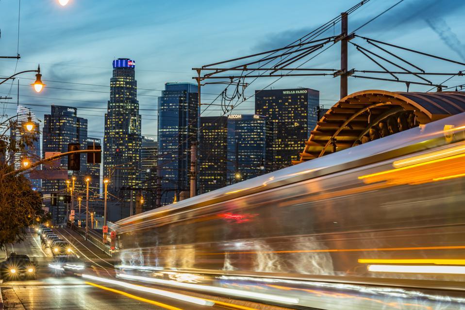 Los Angeles and Subway