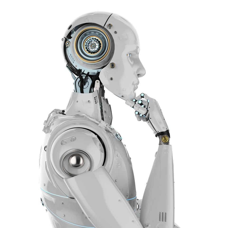 I, Robot: Two Breakthroughs Pave The Way For More Lifelike Robotics
