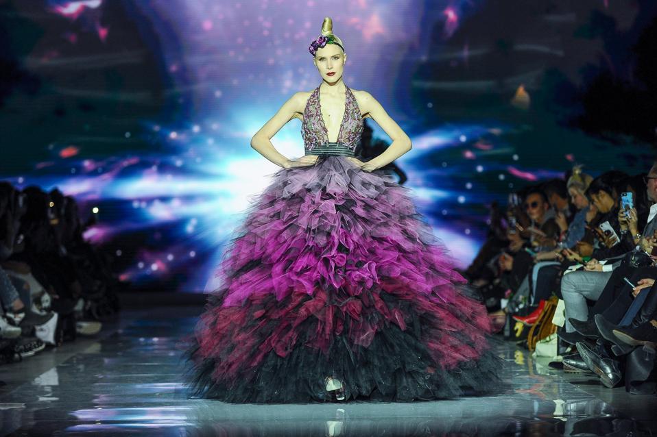 Stephan Caras - Toronto Women Fashion Week 2018