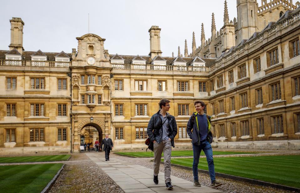 BRITAIN-CAMBRIDGE-OFFBEAT