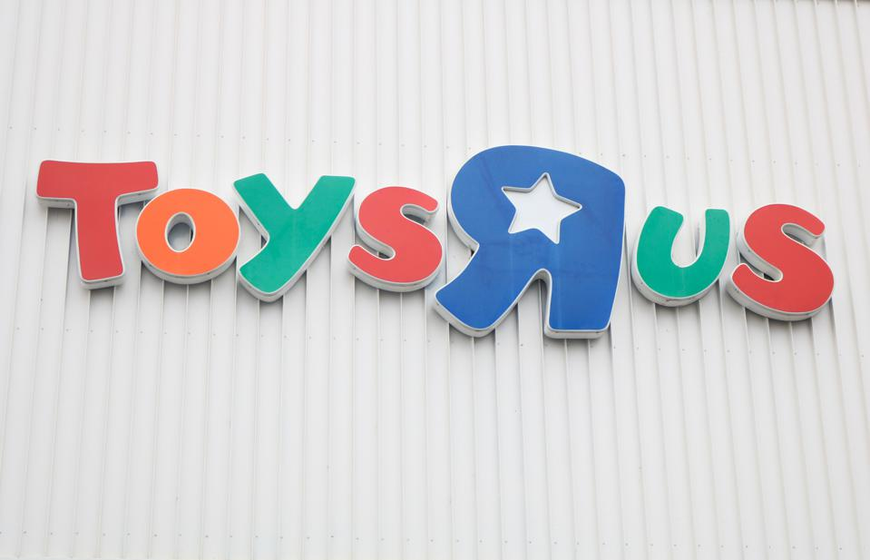 Toys 'R' Us Rises From The Dead: How To Lead A Comeback