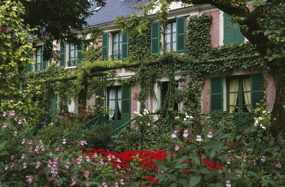 Home of Claude Monet, Giverny, Haute-Normandie