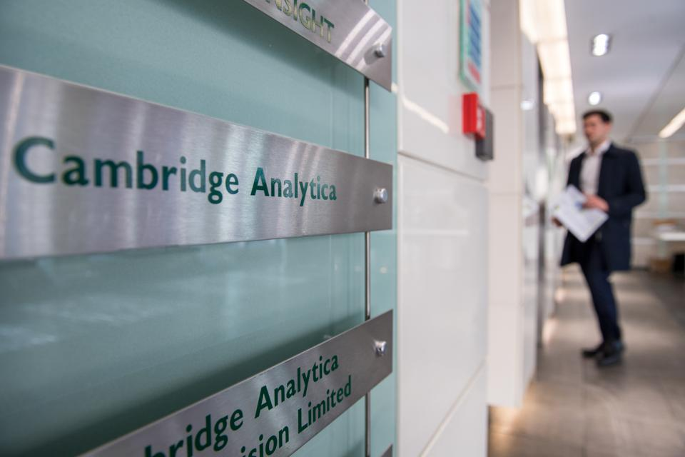 Cambridge Analytica had many associated businesses. How will Auspex International, headed and staffed by ex-Cambridge Analytica folk, differ?