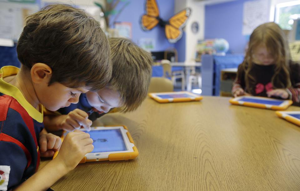 The Top 50 Educational Apps Are Mostly All Stuck In The Stone Age