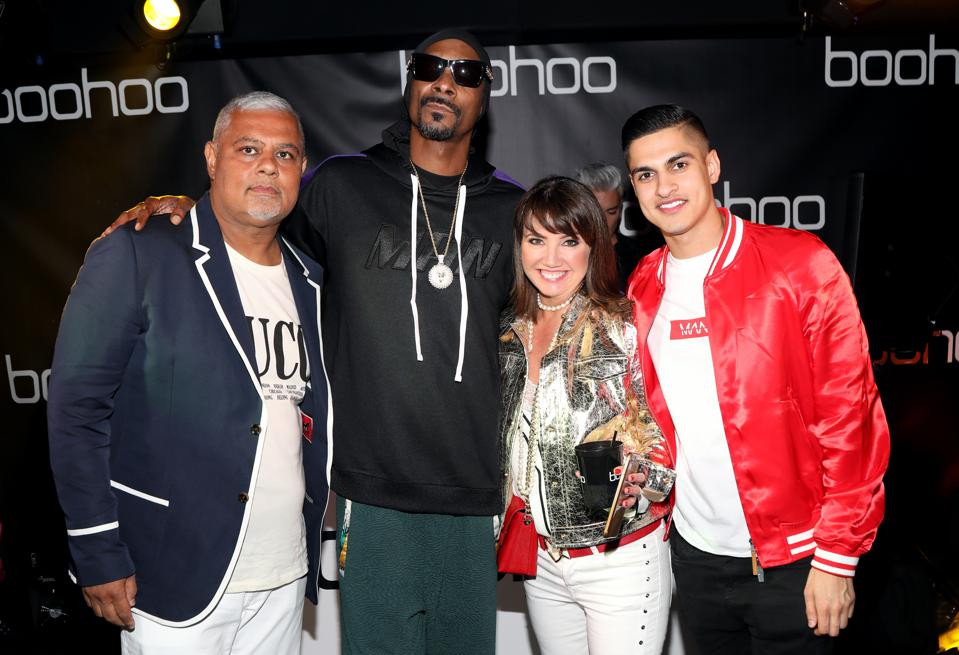 boohoo Block Party with Special Guest Zendaya