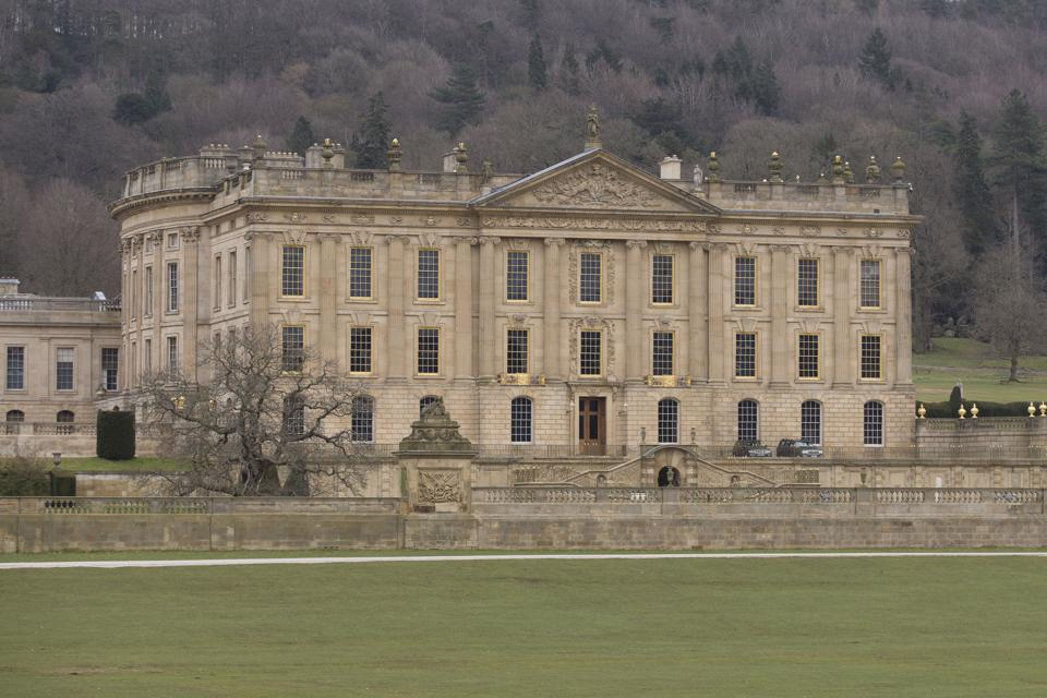 Chatsworth renovation, mansion, wealth tax, wealth.