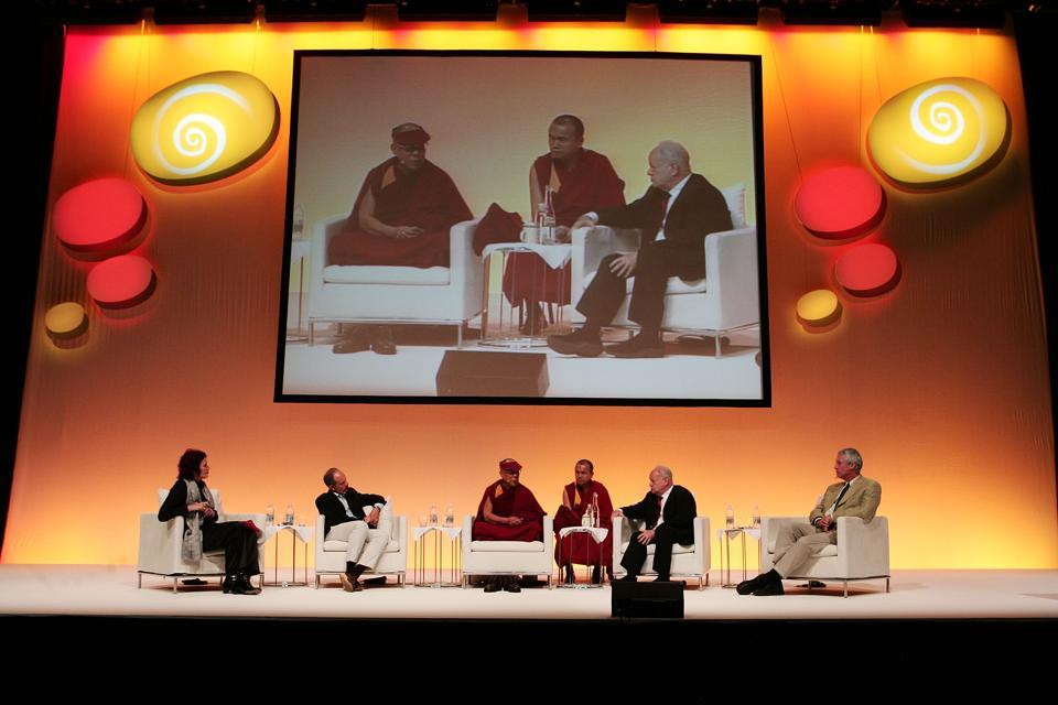 The Dalai Lama Speaks In Sydney
