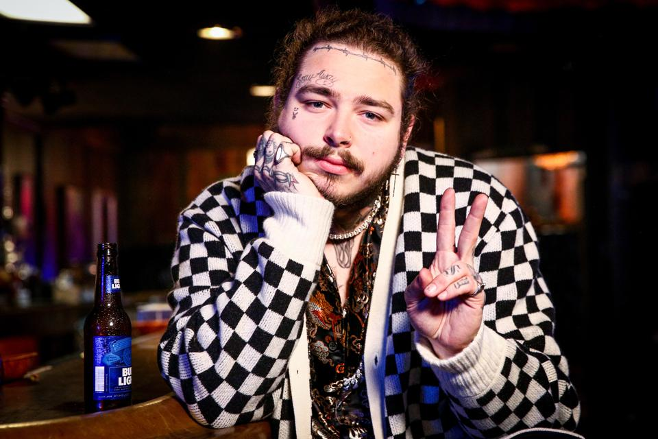 Post Malone's New Album Is Already Tied For The Third-Most Top 10 Hits