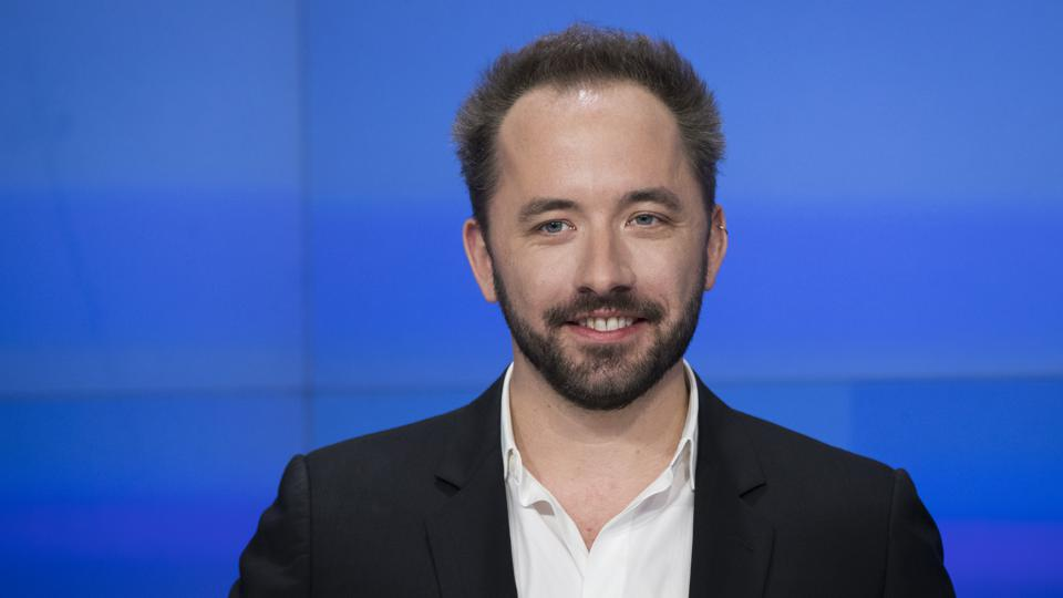 Dropbox founder Drew Houston joins Facebook's board of directors as the fifth billionaire.