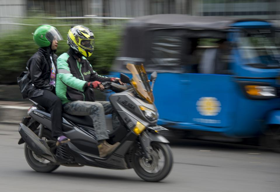Why A Taiwanese Motorcycle Maker Invested Millions In Southeast Asian Ride-Hailing Giant Grab