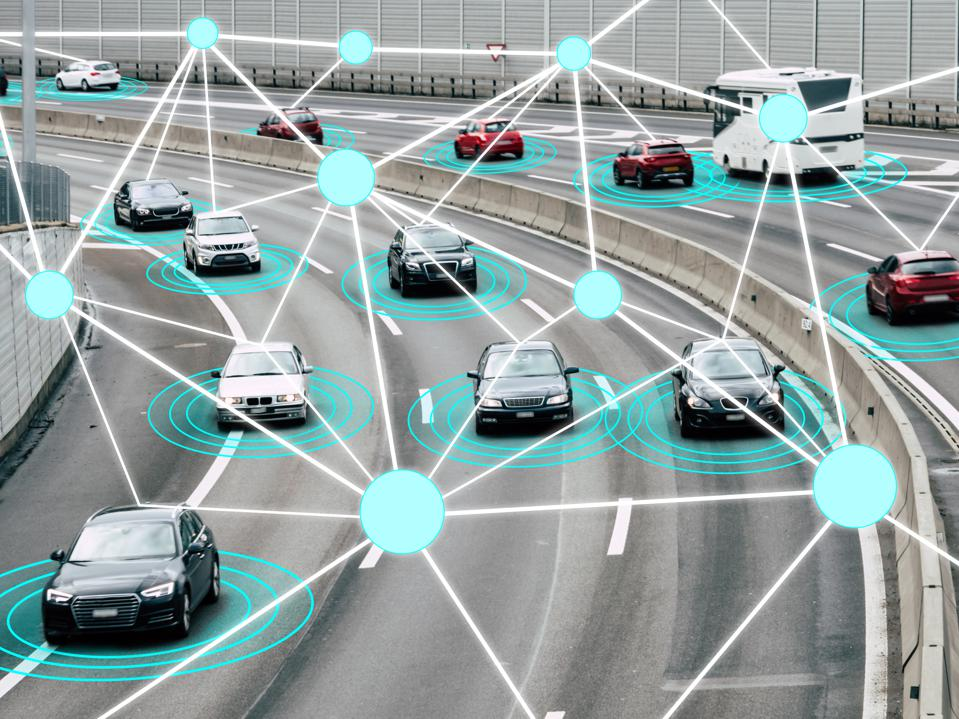 V2V messaging could lead to overloading driverless cars.