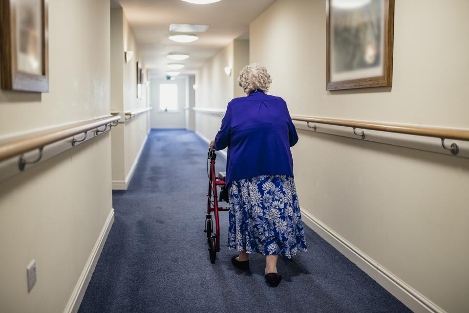 What Could Help 'The Forgotten Middle' Afford Retirement Housing?