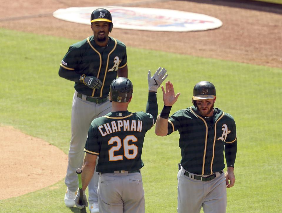 Marcus Semien Has Been The Oakland A's MVP