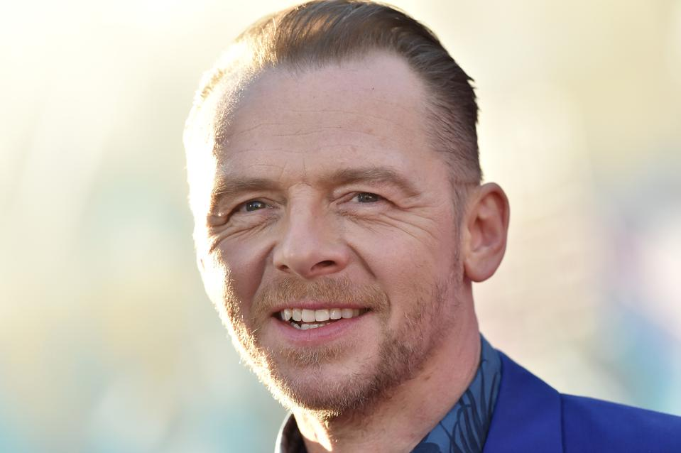 Simon Pegg, interview, Inheritance, Shaun of the Dead, Spaced, Mission: Impossible, PSA