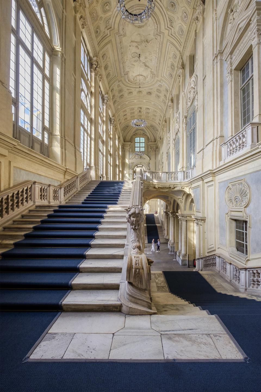 Palazzo Madama and Casaforte degli Acaja, Turin, Italy