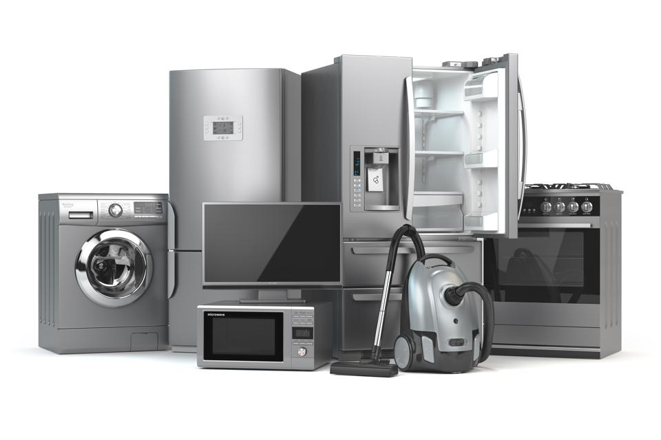 Home and kitchen appliances and goods that are ready for major summer sales