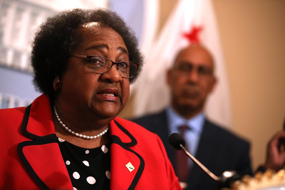 California Lawmakers Announce Bill  To Alter Police Use Of Lethal Force Policy