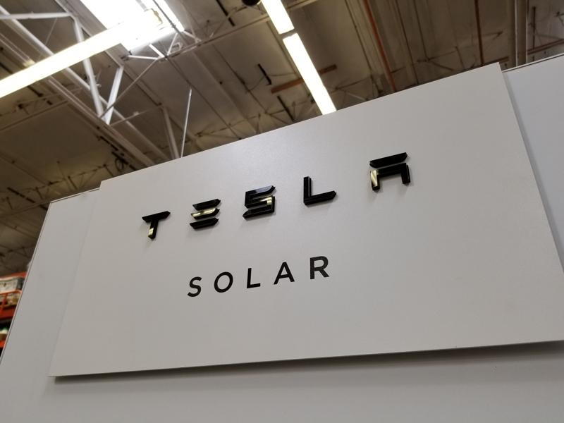 Amazon Also Experienced Tesla Solar Panel Roof Fire