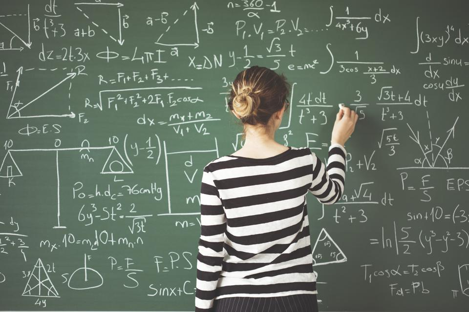 Gender Differences In Math Ability Just Don't Add Up