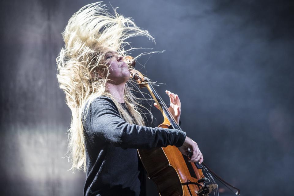 Apocalyptica Perform In Concert in Barcelona