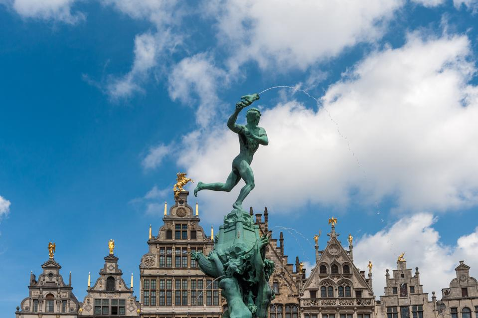 Worlds 50 Best Restaurants 2020.Antwerp To Become Next Culinary Capital As Host To The