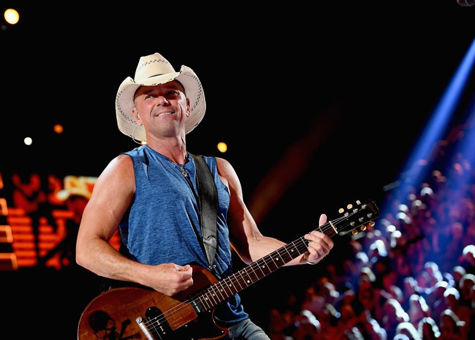 Kenny Chesney Here and Now Drake Dark Lane Demo Tapes Billboard 200