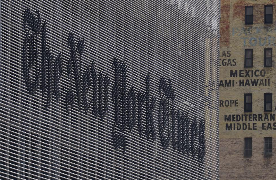 New York Times à New York