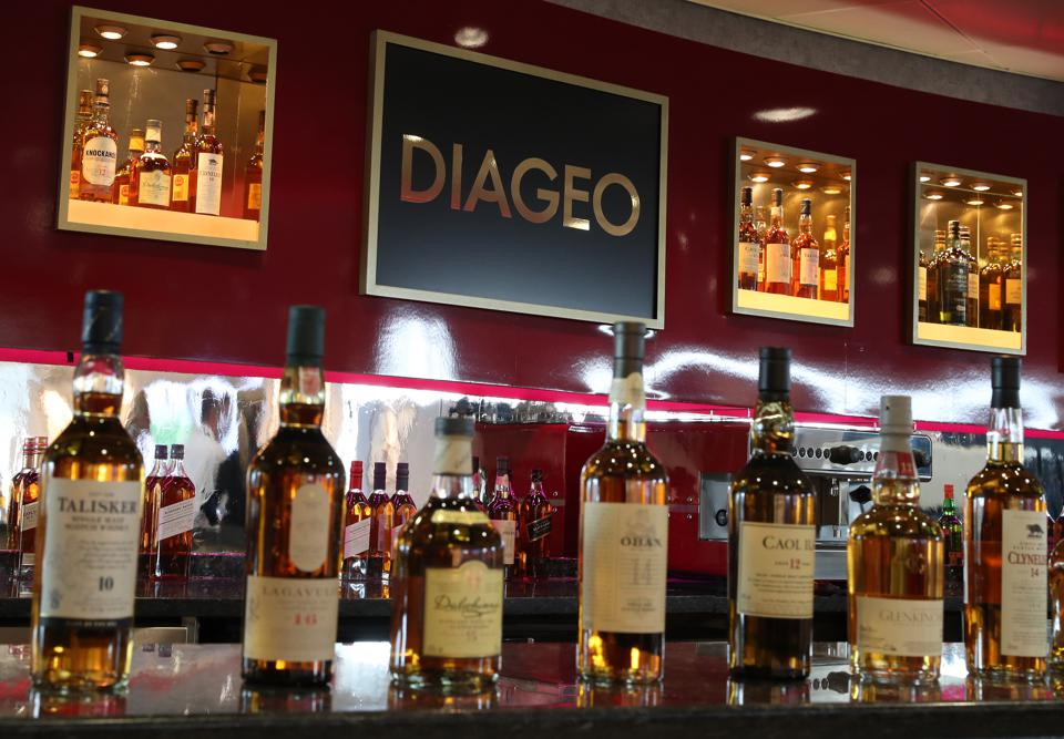 Diageo investment plan