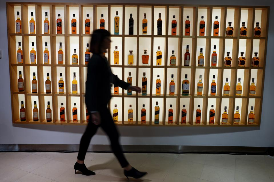 Diageo: Here's Why the Stock Jumped 18% In A Year