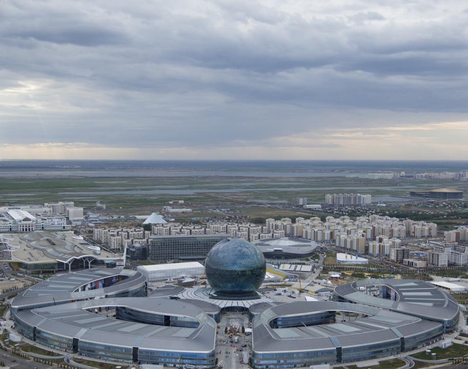 Kazakhistan Astana
