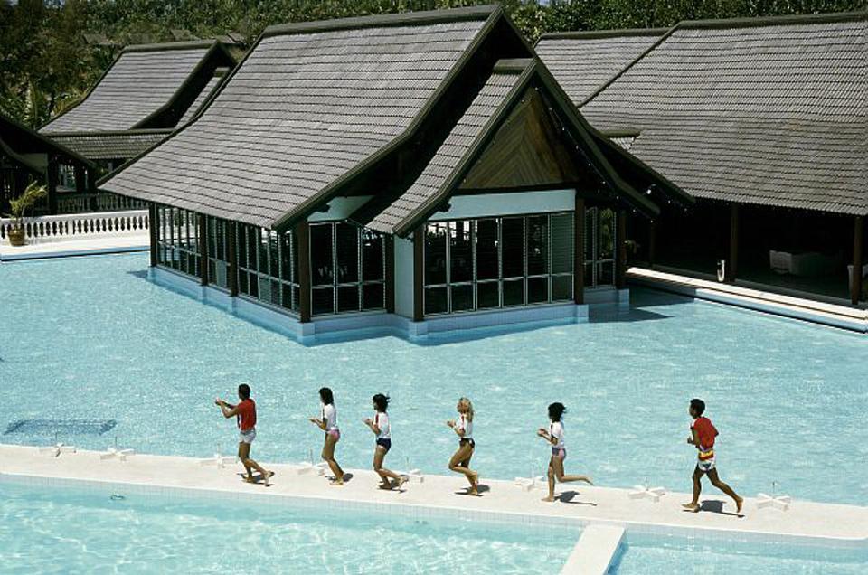 Club Med Phuket in Thailand.