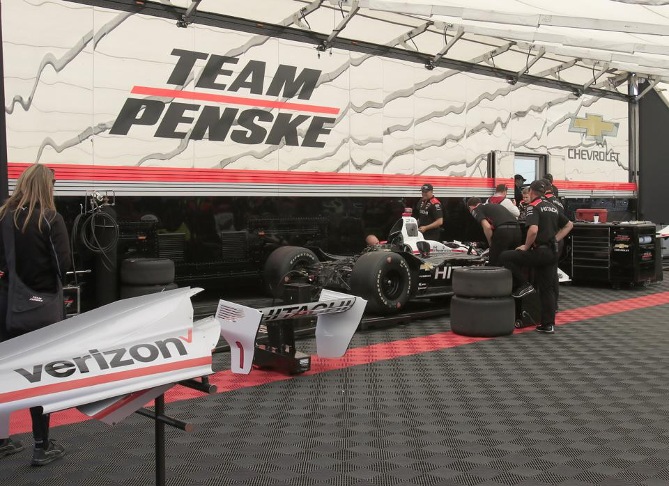 Why Has Penske Automotive Group Stock Rallied?