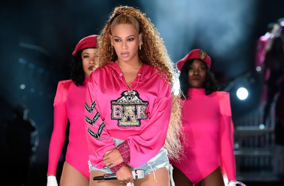 Beyoncé Asserts Her Dominance With Her New Album, Even If She Missed Hitting No. 1