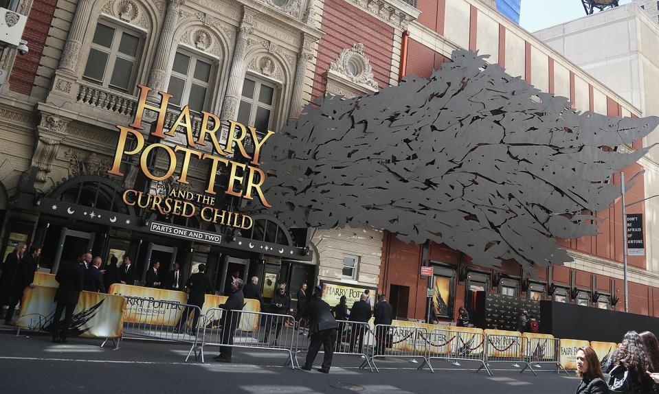 ″Harry Potter And The Cursed Child″ Opening Day