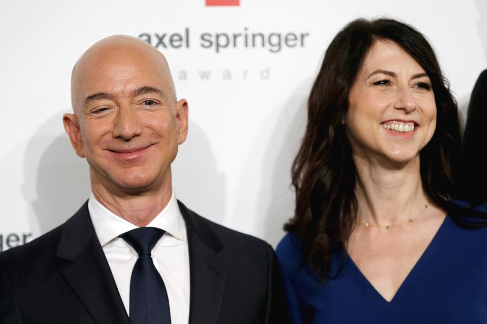 Amazon CEO Jeff Bezos and wife MacKenzie to divorce after 25 years of marriage